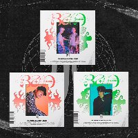 슈퍼주니어 디앤이 (SuperJunior D&E) / Bad Blood (4th Mini Album) (Hot Blood/Cold Blood/Balance Ver. 랜덤 발송) (미개봉)