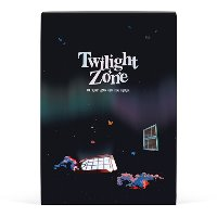 하성운 / Twilight Zone (3rd Mini Album) (Black Ver./미개봉)