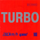 터보 (Turbo) / 1집 - 280Km/h Speed (미개봉)
