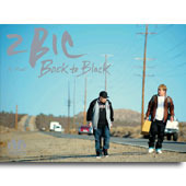 투빅 (2bic) / 1집 - Back To Black (Digipack/프로모션)